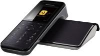 Panasonic KX-PRW110 Cordless Landline Phone(Black)