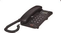 Talktel F-4 Bl Corded Landline Phone(Black)