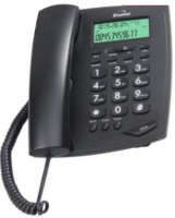 View Binatone Spirit 500 Landline Phone(Black) Home Appliances Price Online(Binatone)
