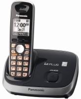Panasonic KX-TG 6511 Cordless Landline Phone(Black)