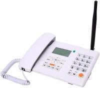 View Huawei F501 Wireless Gsm Landline Phone Cordless Landline Phone(White) Home Appliances Price Online(Huawei)