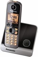 Panasonic PA-KX-TG6711 Cordless Landline Phone(Silver)