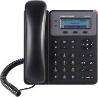 Grandstream GXP1610 Corded Landline Phone(Black)