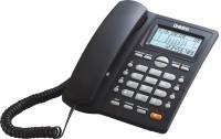 View Uniden AS7412 Corded Landline Phone(Black) Home Appliances Price Online(Uniden)