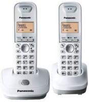 Panasonic KX-TG3552 Cordless Landline Phone(White)