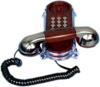 Talktel F-2 Ni Corded Landline Phone(Nickel)