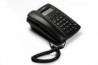 Beetel M 56 Corded Landline Phone(Black)