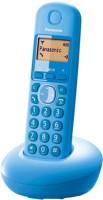 Panasonic PA-KX-tg210 Cordless Landline Phone(Blue)