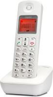 View Gigaset A100 Cordless Landline Phone(White) Home Appliances Price Online(Gigaset)