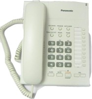 Panasonic KX-T840MXWD/KX-TS840SXW Corded Landline Phone(White)