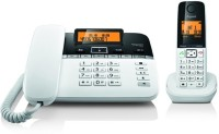 Gigaset C330 Corded Landline Phone(White)
