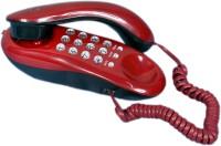 Talktel F-1 Bl Corded Landline Phone(Black)