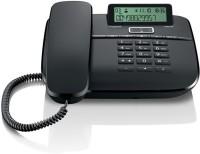 Gigaset DA610 Corded Landline Phone(Black)