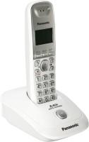 Panasonic 2.4 GHz Digital Cordless Landline Phone(White)