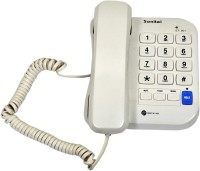 View Sonitel ST-901 Corded Landline Phone(White) Home Appliances Price Online(Sonitel)