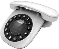 Uniden AT8601 Corded Landline Phone(White)