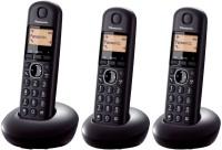 Panasonic KXTGB213 Cordless Landline Phone(black)