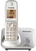 Panasonic KXTG-3711SX Cordless Landline Phone(Silver)