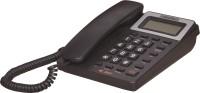 Talktel F-5 Bl Corded Landline Phone(Black)