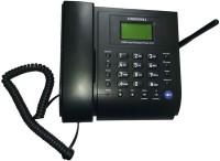 VisionTek 21G Corded & Cordless Landline Phone(Black)