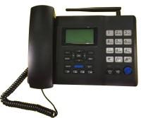 Huawei F501 Wireless Gsm Corded Landline Phone(Black)