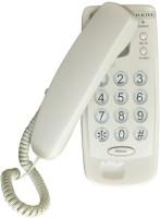 TALKTEL f11 wh Corded Landline Phone(White)