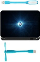 View Print Shapes Small blue hp Combo Set(Multicolor) Laptop Accessories Price Online(Print Shapes)