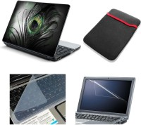 View Creative Art 4 in 1 Combo Set(Multicolor) Laptop Accessories Price Online(Creative Art)