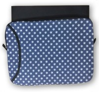 View ART ME 15.6 inch, 14 inch Laptop Messenger Bag(Blue) Laptop Accessories Price Online(ART ME)