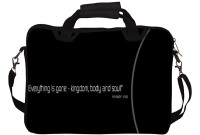 Creative India Exports 15 inch Sleeve/Slip Case(Black)