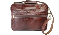 View Catco 15.6 inch Laptop Case(Brown) Laptop Accessories Price Online(Catco)