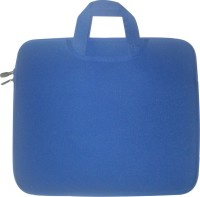 View QP360 14 inch Laptop Case(Blue) Laptop Accessories Price Online(QP360)