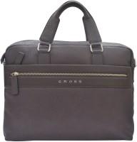 View Cross 13 inch Laptop Messenger Bag(Multicolor) Laptop Accessories Price Online(Cross)