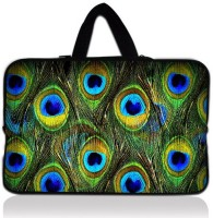 View Huado 15 inch Sleeve/Slip Case(Green) Laptop Accessories Price Online(Huado)