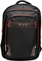 View AGINOS 17 inch Laptop Backpack(Black) Laptop Accessories Price Online(AGINOS)