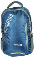 Navigator 15.6 inch Laptop Backpack(Blue, Grey)