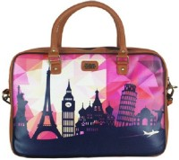 View Brandvilla 15 inch Laptop Messenger Bag(Multicolor) Laptop Accessories Price Online(Brandvilla)