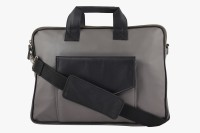 The Backbencher 14 inch Laptop Case(Grey)