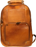 View Leatherworld 16 inch Laptop Backpack(Multicolor) Laptop Accessories Price Online(Leatherworld)