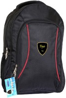 View Tryo 15 inch Laptop Backpack(Black, Red) Laptop Accessories Price Online(Tryo)