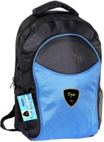 View Tryo 15 inch Laptop Backpack(Black, Blue) Laptop Accessories Price Online(Tryo)