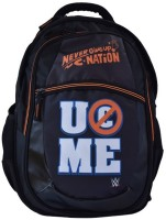 View WWE 16 inch Laptop Backpack(Black) Laptop Accessories Price Online(WWE)