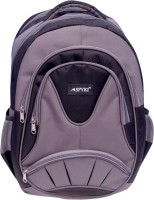 Spyki 15 inch Laptop Backpack(Grey, Black)