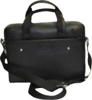 View Mex 14 inch Laptop Messenger Bag(Black) Laptop Accessories Price Online(Mex)