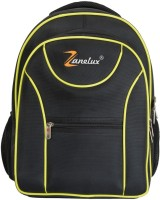 View Zanelux 16 inch Laptop Backpack(Black) Laptop Accessories Price Online(Zanelux)