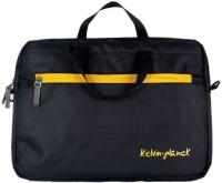 View Kelvin Planck 15.6 inch Laptop Messenger Bag(Black) Laptop Accessories Price Online(Kelvin Planck)