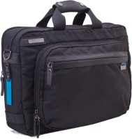 View Neopack 15 inch Laptop Messenger Bag(Black) Laptop Accessories Price Online(Neopack)