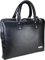 View Apnav 13 inch Laptop Messenger Bag(Black) Laptop Accessories Price Online(Apnav)