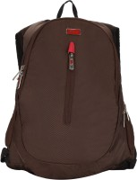View Comfy 14 inch Laptop Backpack(Brown) Laptop Accessories Price Online(Comfy)