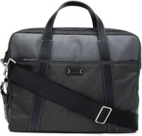 Viari 15 inch Laptop Messenger Bag(Grey)